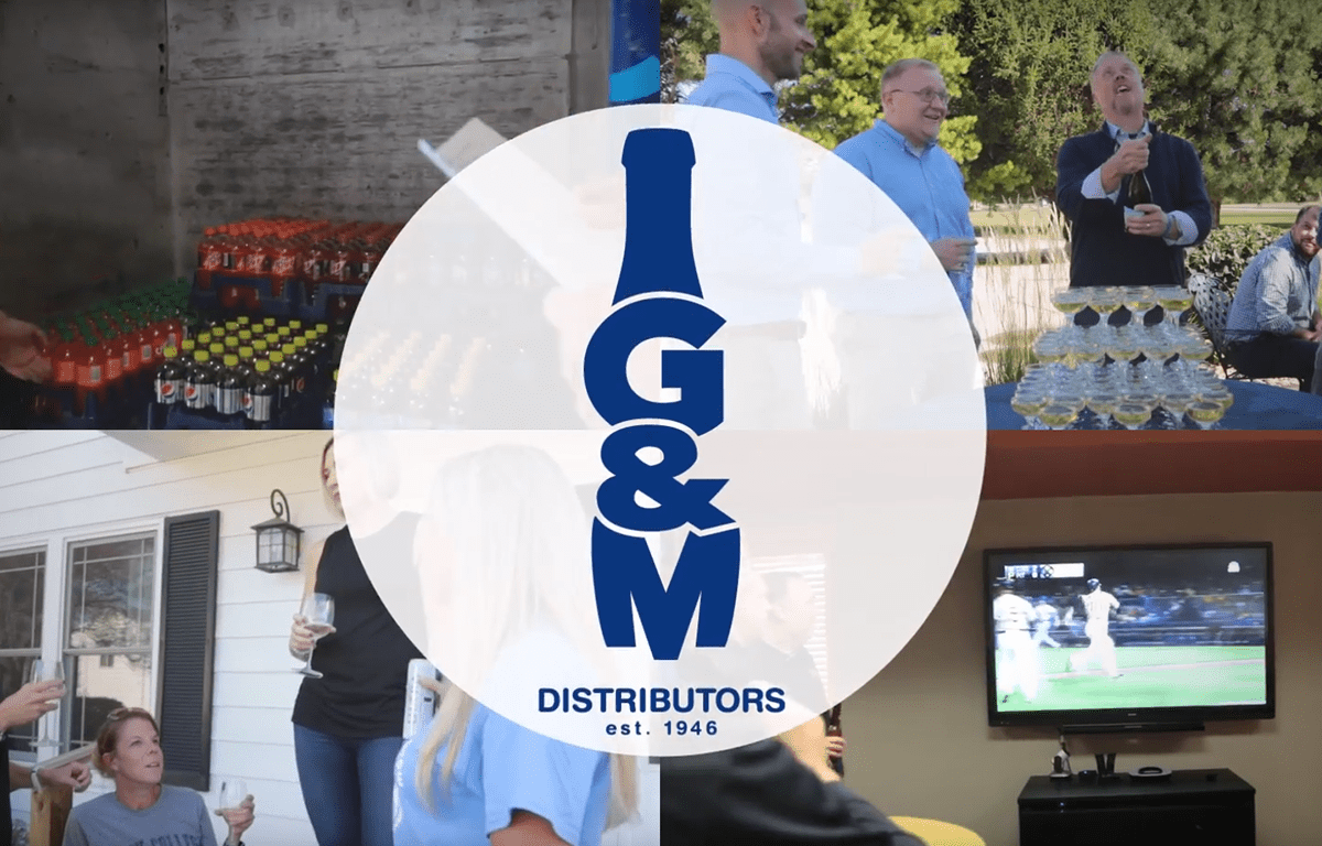 G&M Distributors Unique Website