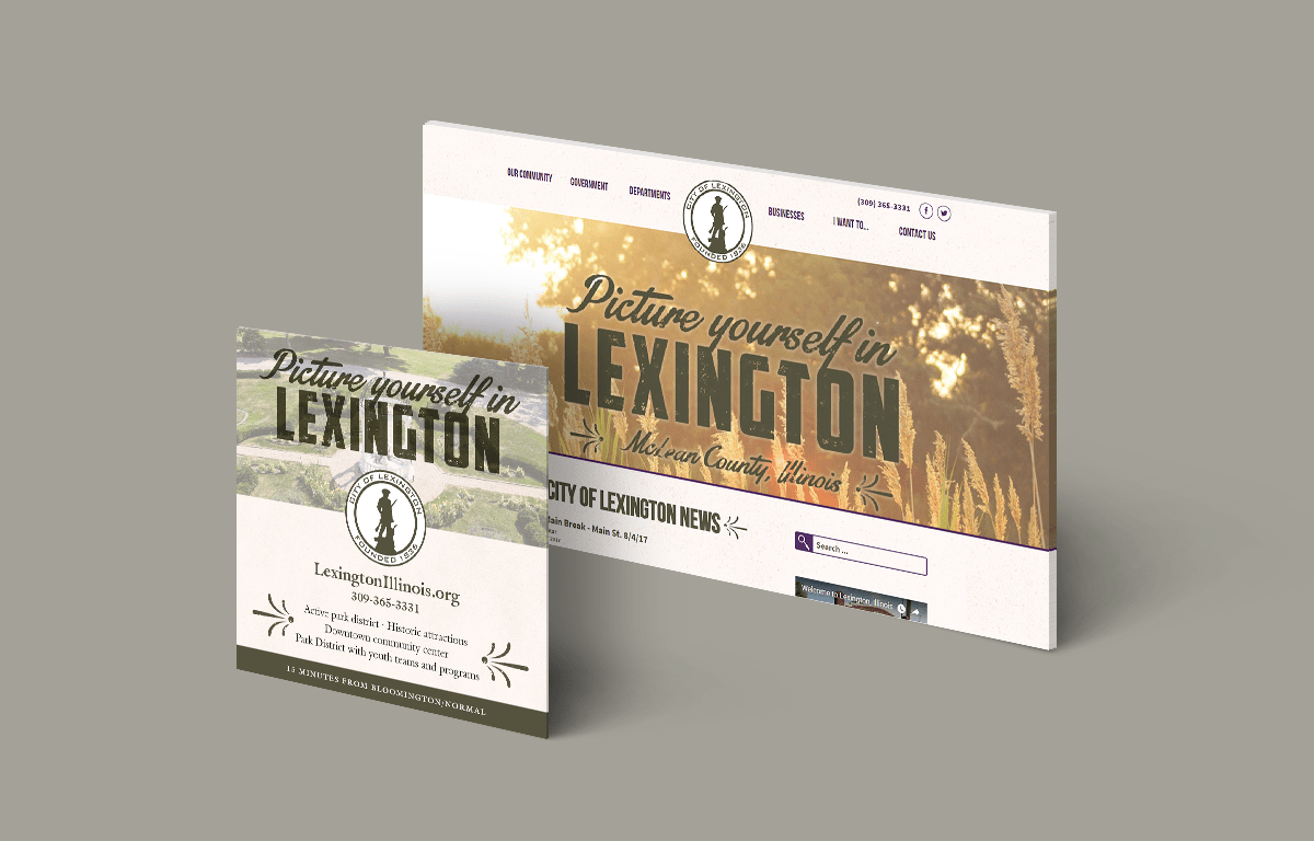 City of Lexington Web