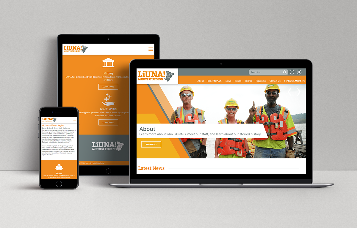 LiUNA Complex Communication
