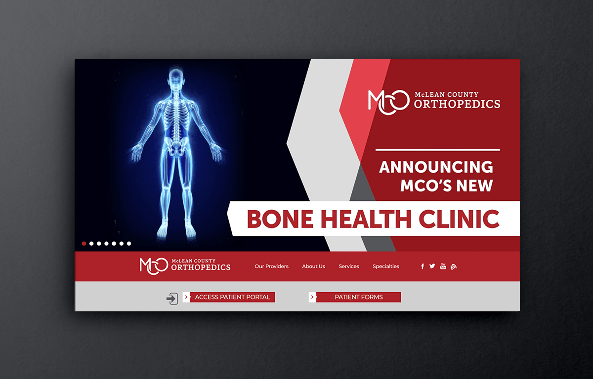 McLean County Orthopedics Bone Health Clinic