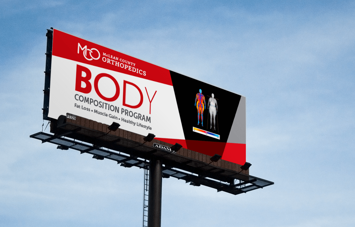 McLean County Orthopedics Body Composition Image