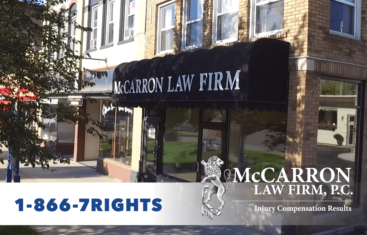 McCarron Law Firm Video