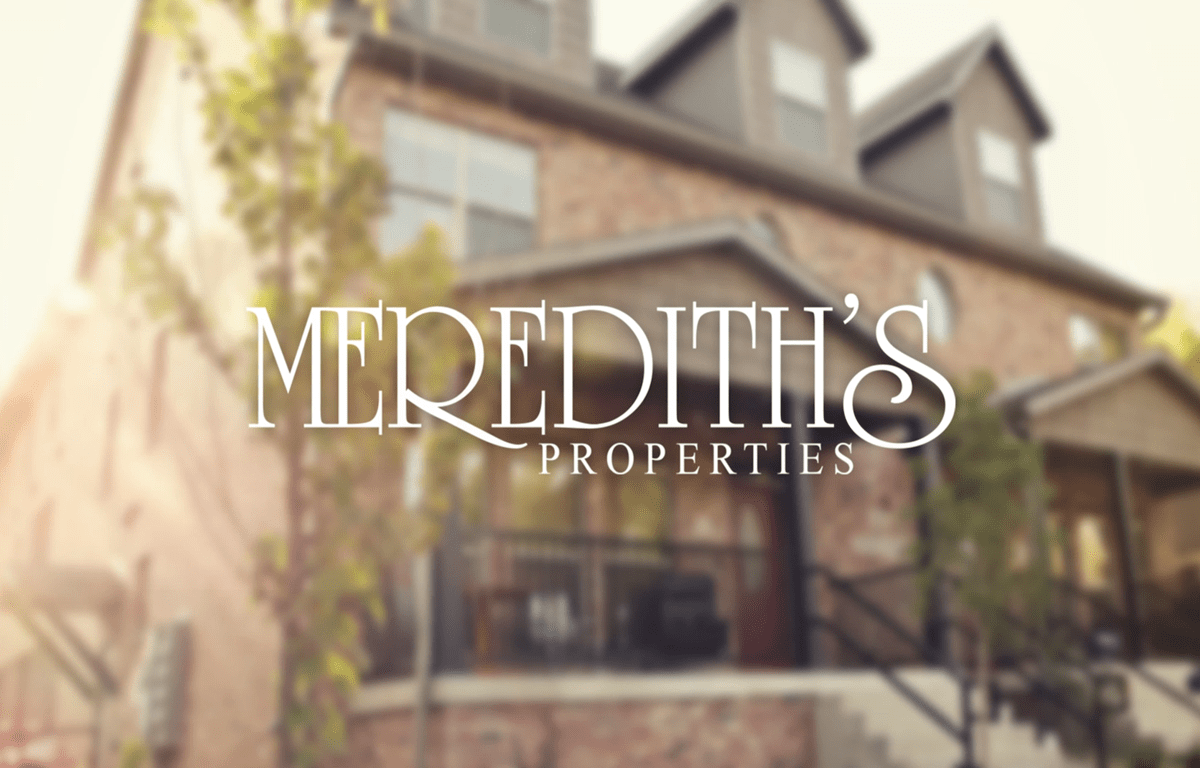 Meredith's Properties Digital Advertisement Facebook